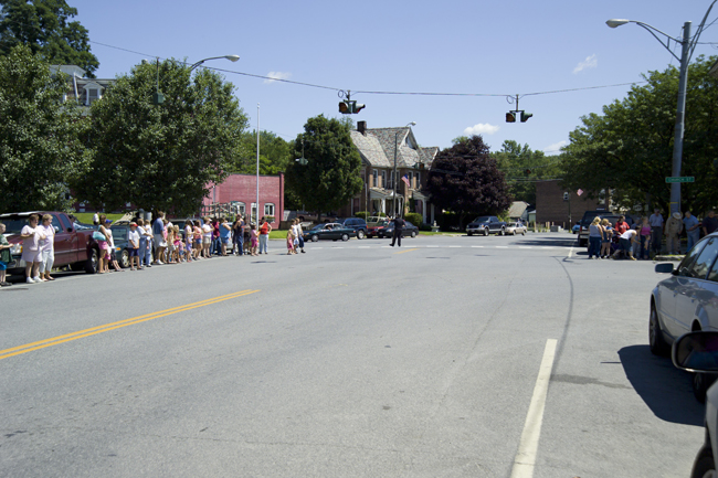 4th of July Parade, Granville NY 2006 ~ Image: CP2006-05-001-016.jpg