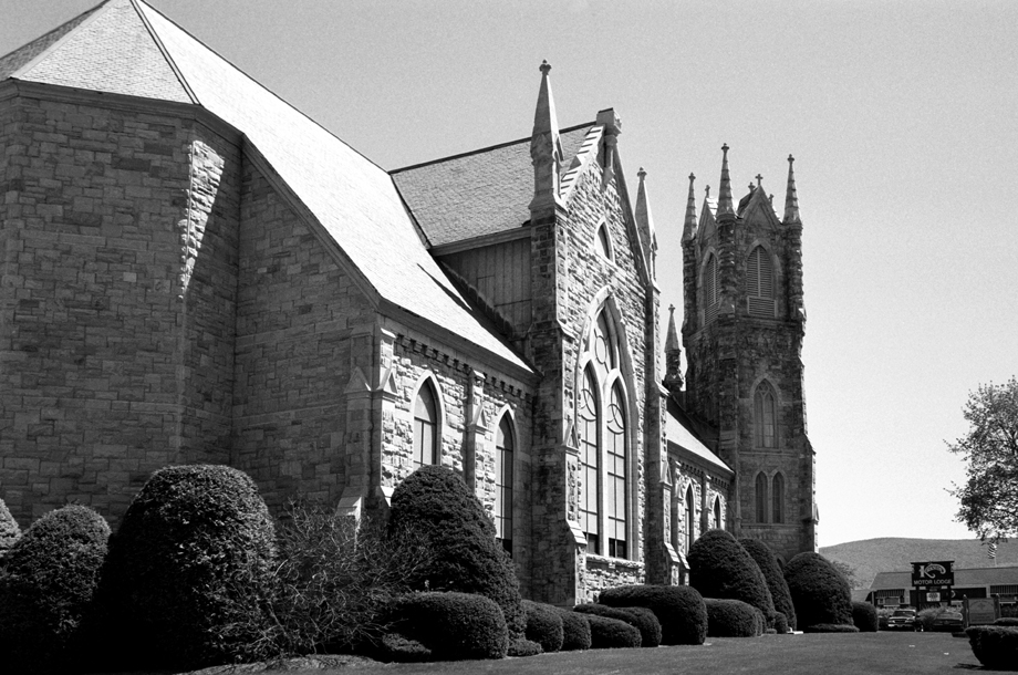 Bennington VT ~ Church ~ 2001 ~ CP013008 ~ Richard Clayton Photography ~ Cambridge Photo