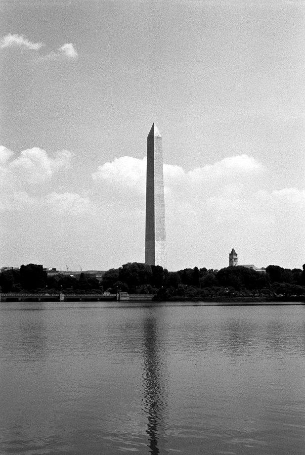 Washington DC ~ Washington Monument ~ 2001 ~ CP013015 ~ Richard Clayton Photography ~ Cambridge Photo