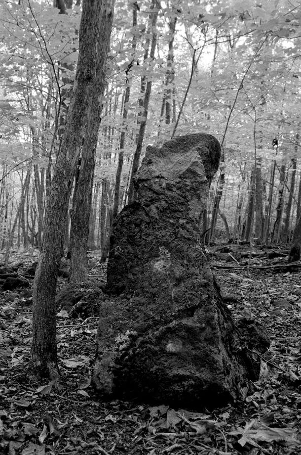 Whitehall NY ~ Rock Man ~ 2001 ~ CP013020 ~ Richard Clayton Photography ~ Cambridge Photo