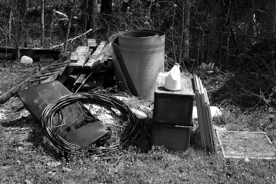 Granville NY ~ Pile~O~Stuff ~ 2005 ~ CP053036 ~ Richard Clayton Photography ~ Cambridge Photo