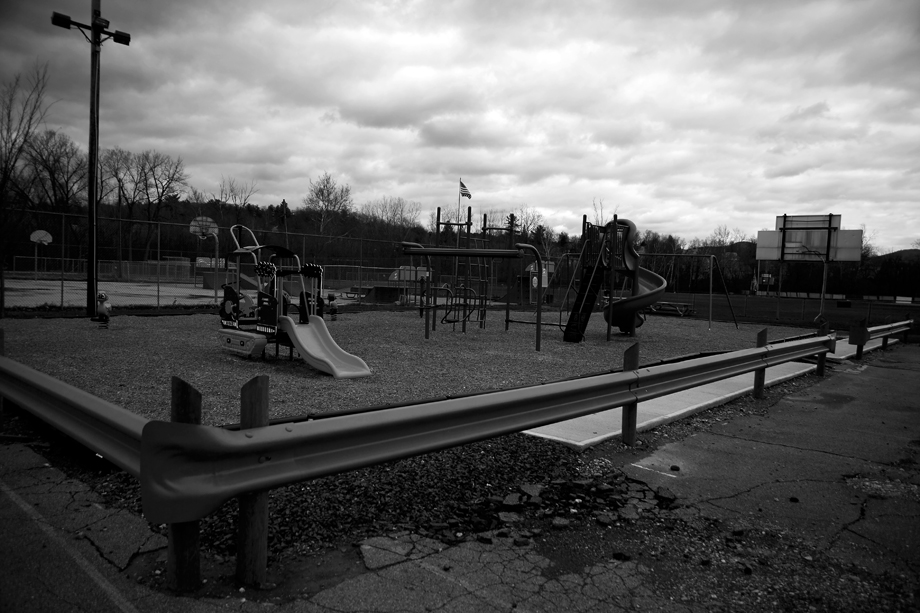 Granville, NY ~ New Play Park ~ 2005 ~ CP053057 ~ Richard Clayton Photography ~ Cambridge Photo