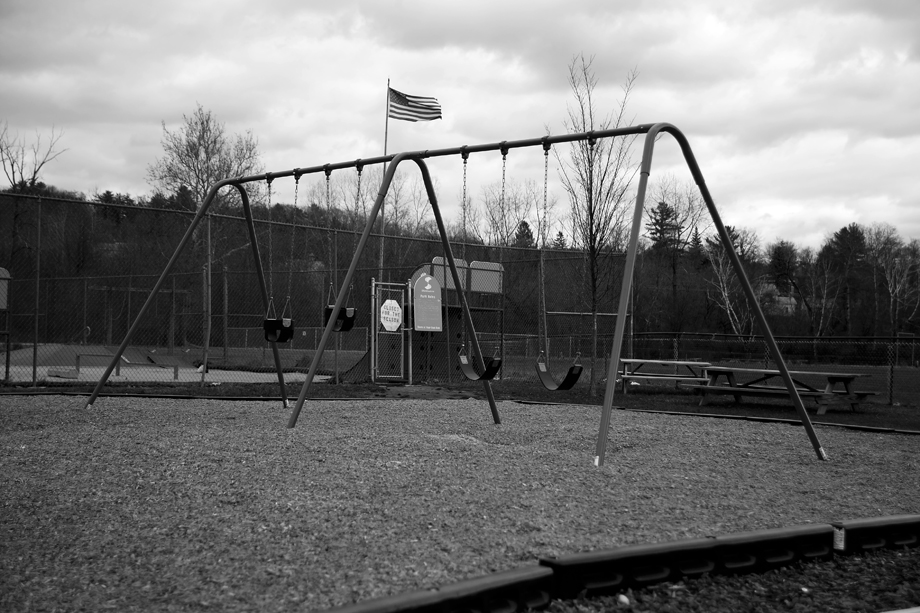 Granville, NY ~ New Play Park ~ 2005 ~ CP053060 ~ Richard Clayton Photography ~ Cambridge Photo