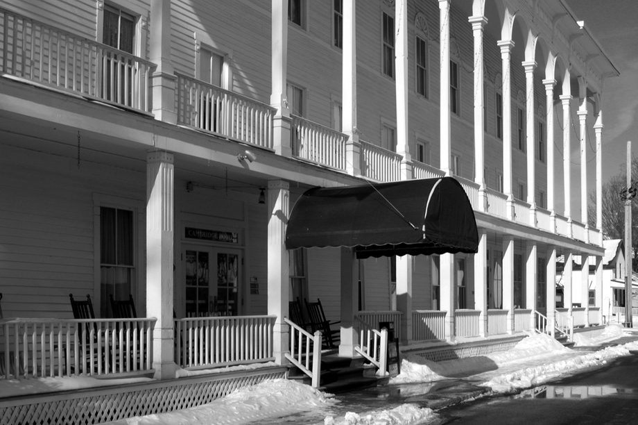 Cambridge, NY ~ Cambridge Hotel ~ 2005 ~ CP053085 ~ Richard Clayton Photography ~ Cambridge Photo