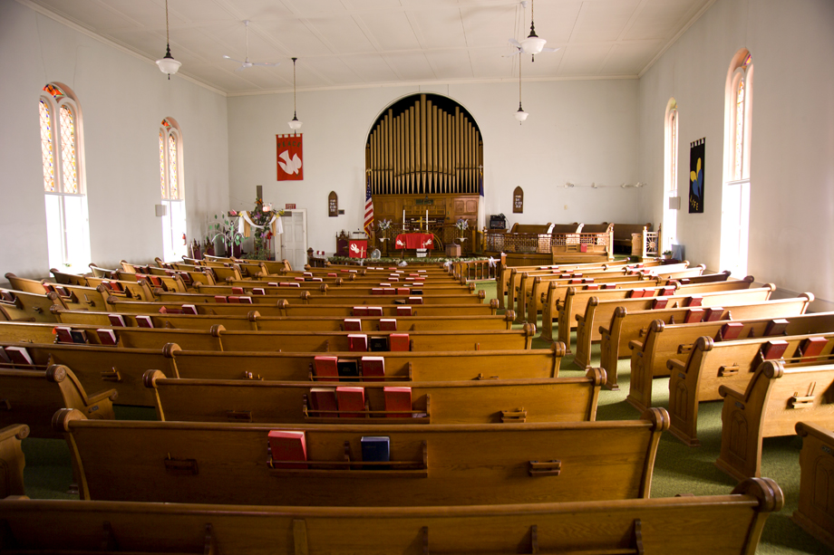Cambridge, NY ~ Embury United Methodist Church ~ 2006 ~ CP063032 ~ Richard Clayton Photography ~ Cambridge Photo