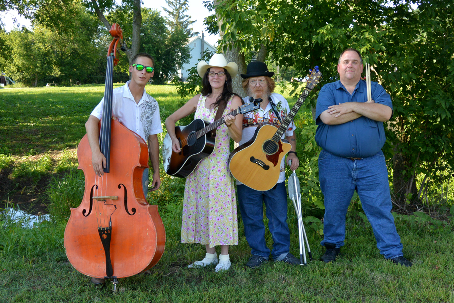 Granville NY Bluegrass Festival ~ The Wolf Holler Band ~ 2015 ~ CP153004 ~ Richard Clayton Photography ~ Cambridge Photo