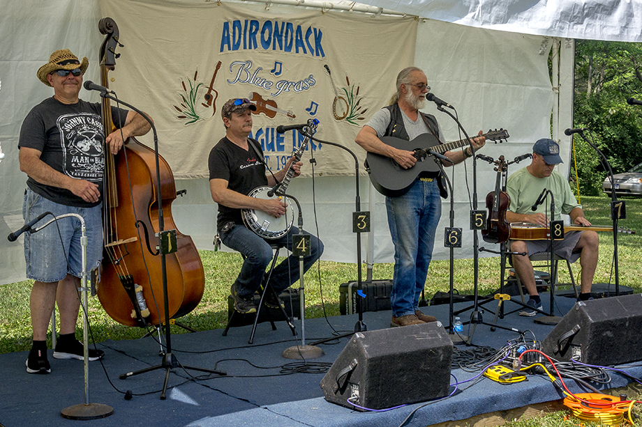 Adirondack Bluegrass League Round Up ~ Marcotte Mountain Music ~ 2016 ~ CP163024 ~ Richard Clayton Photography ~ Cambridge Photo