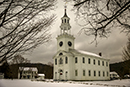 East Poultney, VT ~ Baptist Church ~ 2006